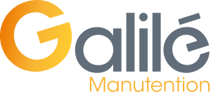 Logo Groupe Galilé - manutention