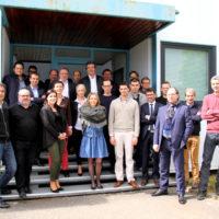 Les cadres du Pole Industrie du Groupe Galilé revisite le Management avec Jean-Claude BOYER