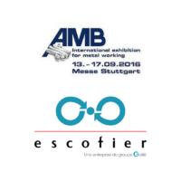Escofier présent au salon AMB à Stuttgart