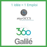 Galilé 360° a permis l'embauche de son 1er salarié