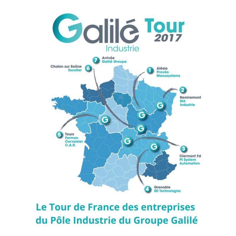 C 39 est parti pour le galil industrie tour 2017 galil for Industrie du meuble en france
