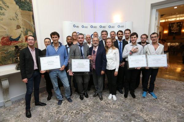 Les 13 finalistes de la 2éme édition du concours Galilé 360°