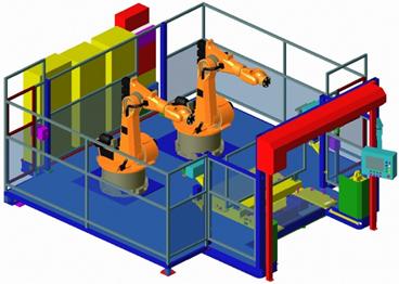 module robotique mécanique