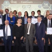 Grande Cérémonie Annuelle de Remise des Prix du Concours Galilé d'Innovation 697 IA !