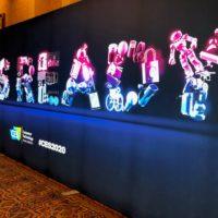 Le Groupe Galilé tourné vers l'avenir, en visite au CES de Las Vegas.